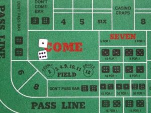 die roll system - How to Play Craps
